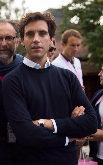 Mika, The Evian Championship