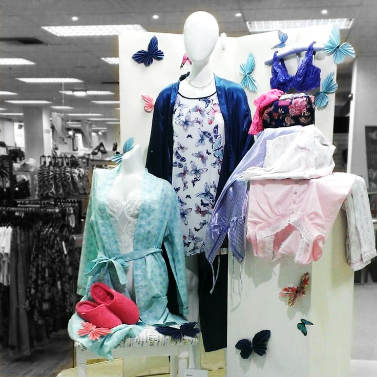And Nightwear Window At Beales Of Mansfield Ping