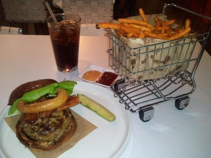 Blanc Burgers in KC | Burgers | Pinterest | Burgers