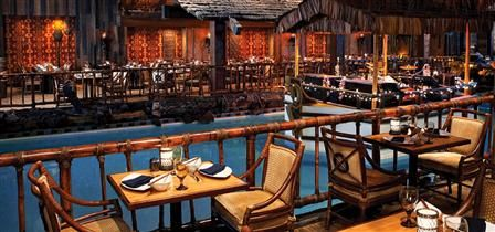 Tonga Room & Hurricane Bar at The Fairmont Hotel in San Francisco