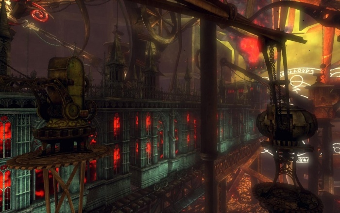 alice madness returns Wallpapers