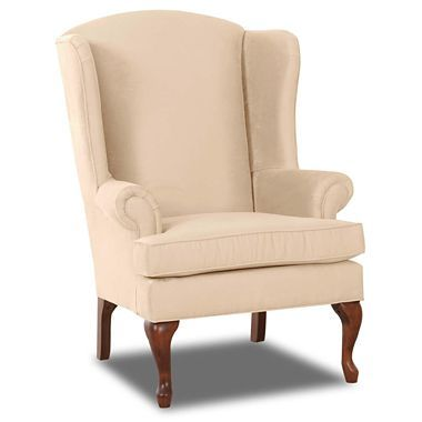 Hereford wing back chair jcpenney for our new house for Jcpenney living room chairs