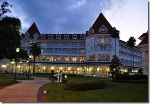 Grand Floridian - Walt Disney World