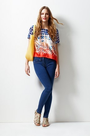 Poetti Draped Top - New In - Great Plains