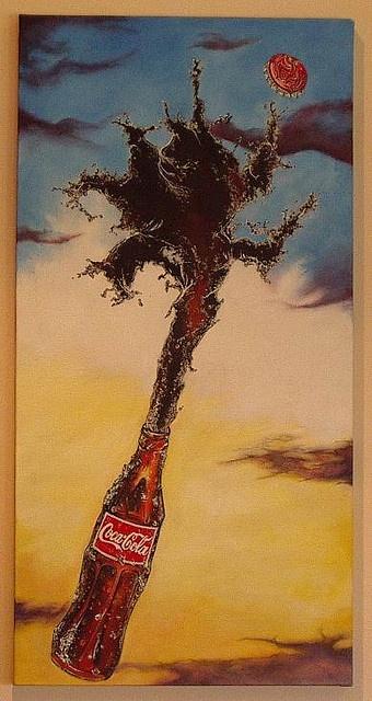 Coca-Cola. by Leon Botha, via Flickr