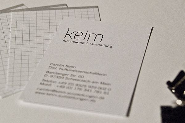 Keim by Hartmann André, via Behance