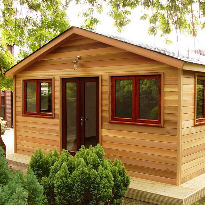 Wood cladding, timber Joinery