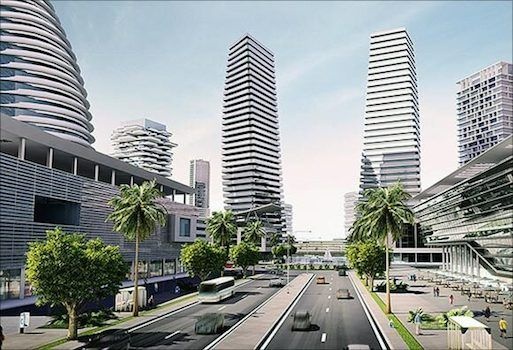 Land price in Eko Atlantic now 40% higher than neighbouring Victoria Island: Despite economic recession in Nigeria with its crippling…