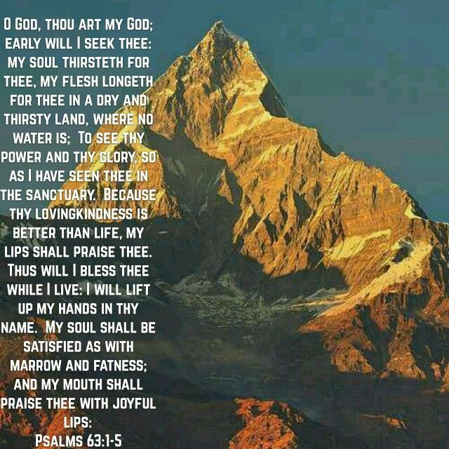 Image result for psalm 63:1-2