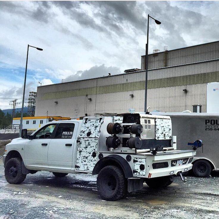 @poulinderek  This rig is GOAT!  #weldingrigz #weldingrig #welderup #weldingrigs