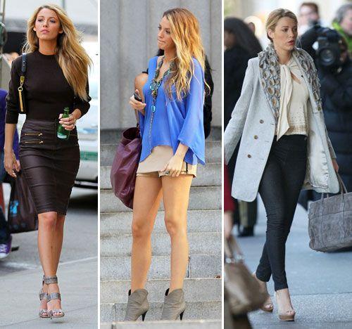 Celebrity Fashion Icon: Blake Lively