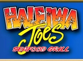 Haleiwa Joe's (Haleiwa, Oahu) ...love their coconut shrimp and mac nut crusted mahimahi. so good!