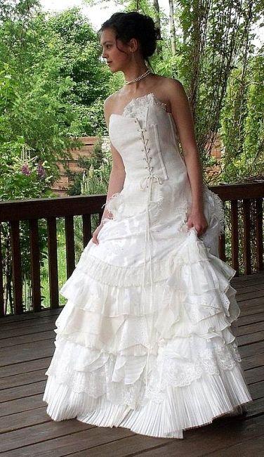 Wedding Dress, Bella | Kilts and Scottish Kilts from Edinburgh.