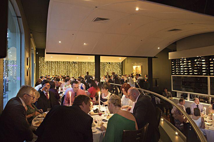 Classic, elegant wedding at Restaurant Two Brisbane