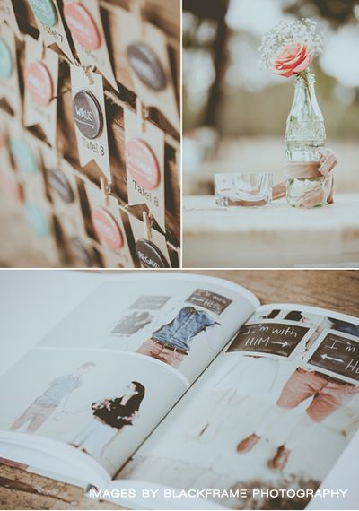 Wedding stationery by Little Red Rabbit Images by Blackframe photography
