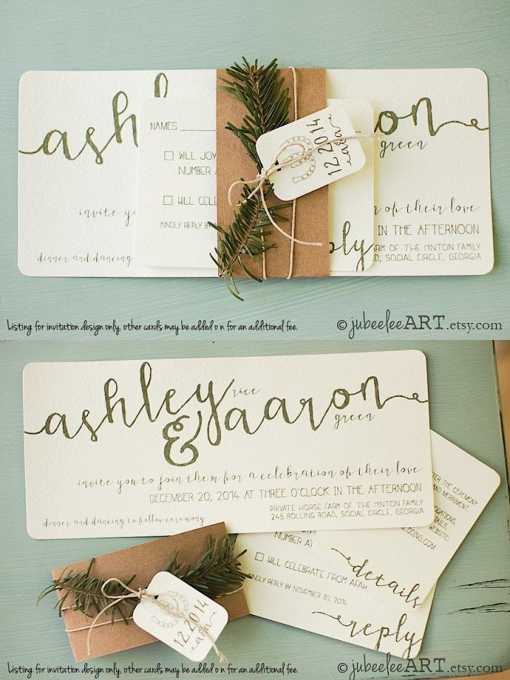Gorgeous Wedding Invitations - https://twitter.com/NeilVenketramen