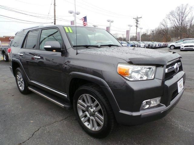 Used 2011 Toyota 4Runner Limited