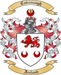 Cavanaugh/Kavanaugh.  Irish Gaelic name Caomhánach