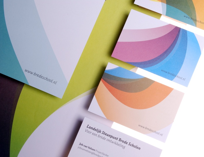 Corp. Identity for 'Brede Scholen'