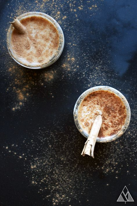 What's the best way to start your day? Caffeine, cinnamon, a little sweet and probiotics... introducing the Kefir Chai Latte, the perfect combination!