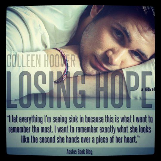 Losing Hope (Hopeless, #2) by Colleen Hoover Reviews, Discussion ...