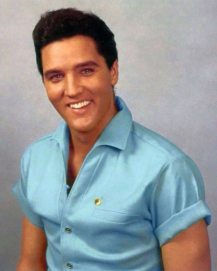 "Elvis Aaron Presley ~ Regarded as one of the most significant cultural icons of the 20th century, he is often referred to as ""the King of Rock and Roll"", or simply, ""the King"". January 8, 1935 - August 16, 1977"