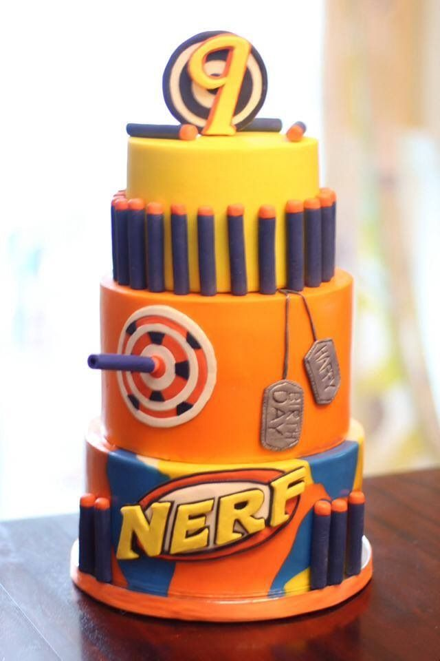 Nerf Birthday Invitations is Luxury Layout To Make Best Invitations Design