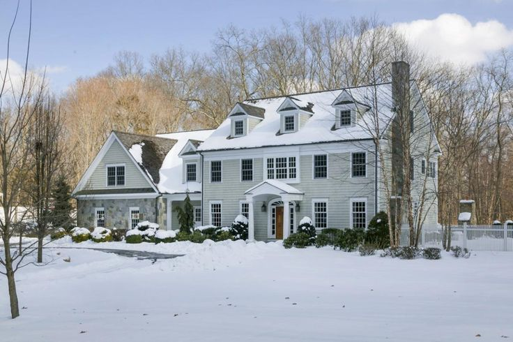 5 DIY Ways to Stage Your Home's Exterior for Winter Home Selling  #HomeSelling #FSBO #RealEstate #ZenofZada #homemanagement
