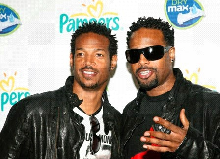 The Wayans Brothers.  Cactus Club, Vancouver