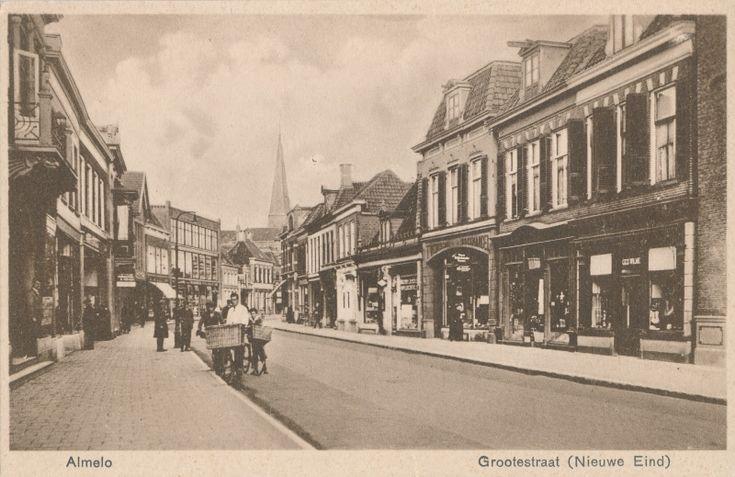 Grotestraat Noord Almelo