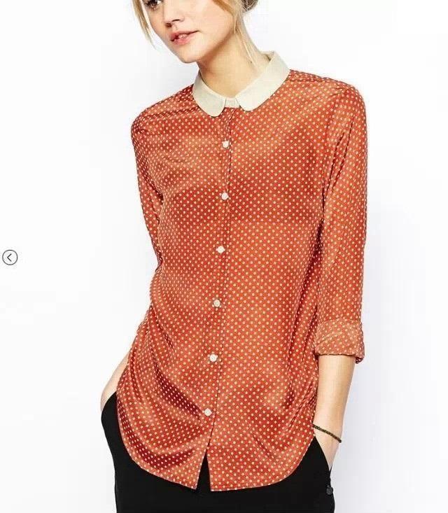 ..preciosa blusa de manga larga, en www.dulcevestir.com