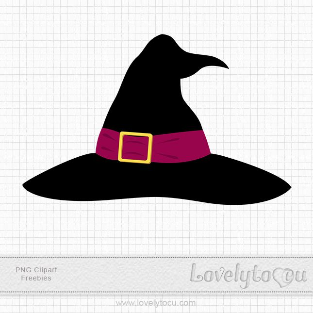 witch hat clipart - photo #33