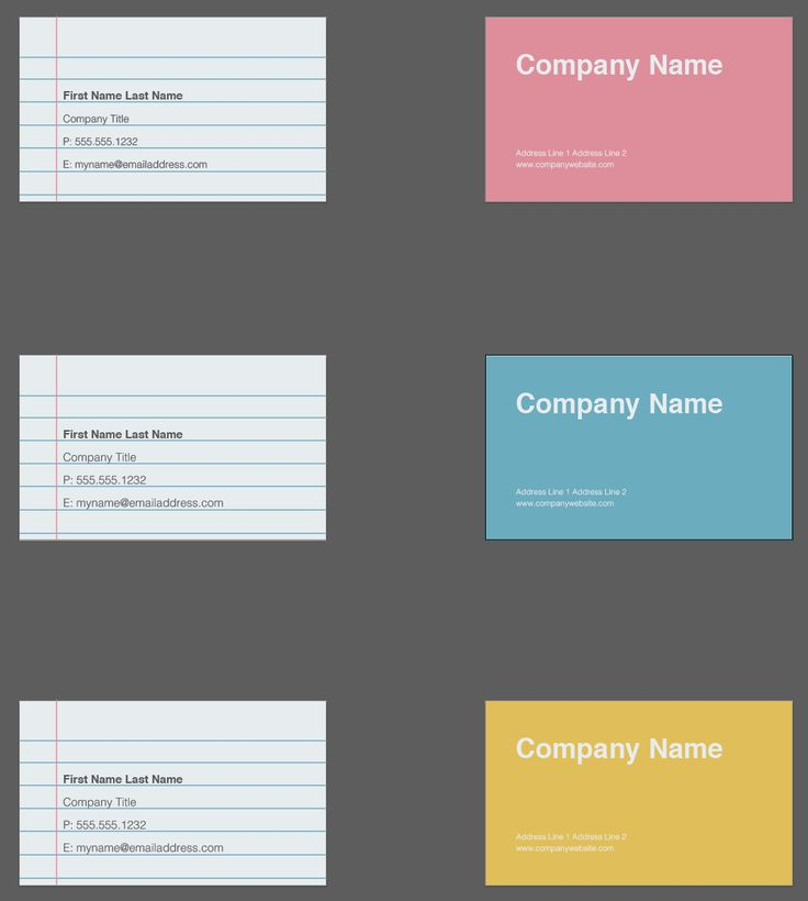 9 best Design Tool Templates: Minimalist Business Cards images on ...