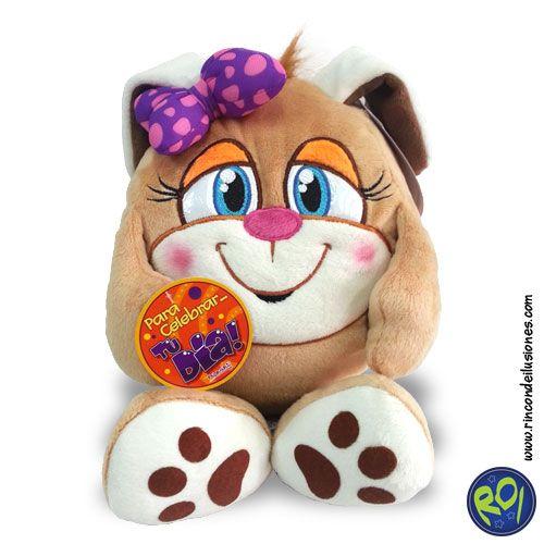 Popocho Perro de Pelanas... encuéntralos en nuestros puntos de venta. #popocho #perro #peluches #regalos  Número Único: 444 73 42  Si lo quieres dale me gusta!!