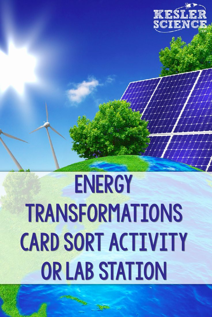 Energy transformation card sort activity for a middle school science class. It allows students to organize their knowledge by matching pictures of different objects to the correct energy transformation that is taking place. Each of these beautifully designed cards feature a high-quality image on one card and the energy transformation on the others.