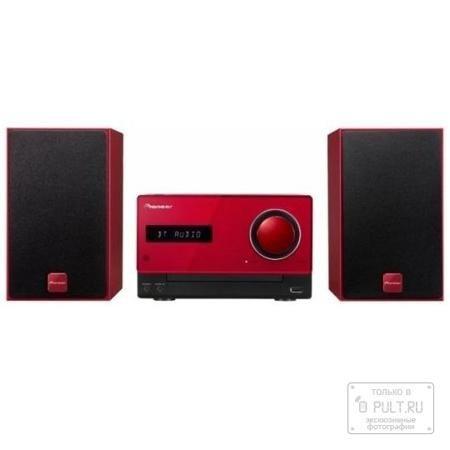 Pioneer X-CM35-R  — 14990 руб. —  Модель X-CM35 отличается возможностью простого беспроводного воспроизведения музыки, загруженной в смартфон или любое устройство с поддержкой Bluetooth. Теперь мы сможете наслаждаться любимой музыкой без проводов с помощью функции NFC. Система обеспечивает беспроводное воспроизведение музыки, программ Интернет-радио и иного контента из смартфона, цифрового аудиоплеера, компьютера или других Bluetooth устройств. Если у вас смартфон с поддержкой Bluetooth или…