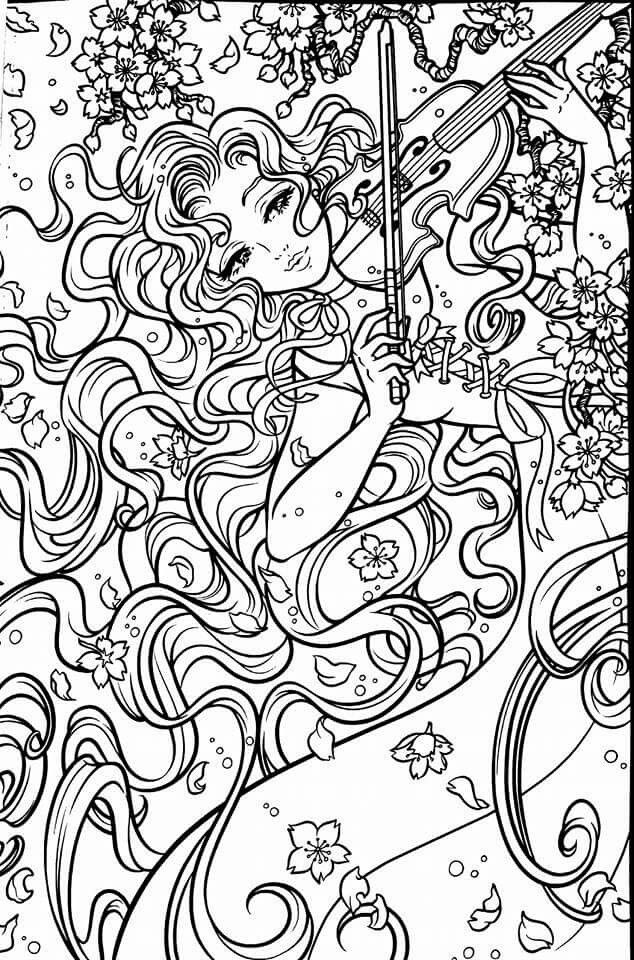 fliss coloring pages - photo#22