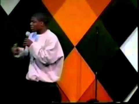 Stand Up Comedy Clip Of The Week Kevin Hart When He Was 19-Years-Old!