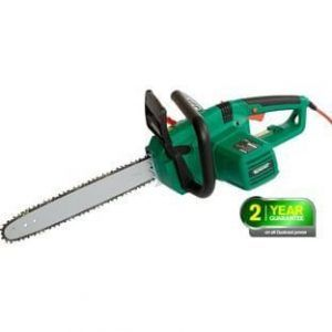Qualcast Chainsaw Review  2015  2016