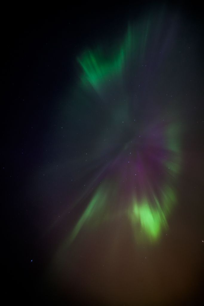 Aurora Boreale. Photo by Andrea Crupi