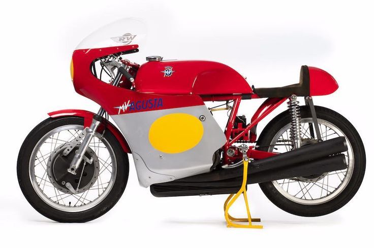 MV AGUSTA 500CC GRAND PRIX RACING MOTORCYCLE RE-CREATION BY KAY ENGINEERING