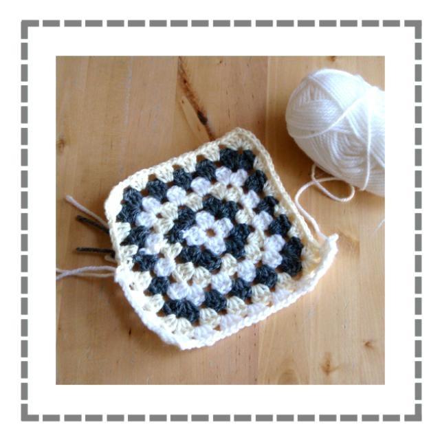 16 besten Granny square a day crochet Bilder auf Pinterest | Häkeln ...