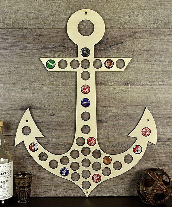 Anchor Beer Cap Holder