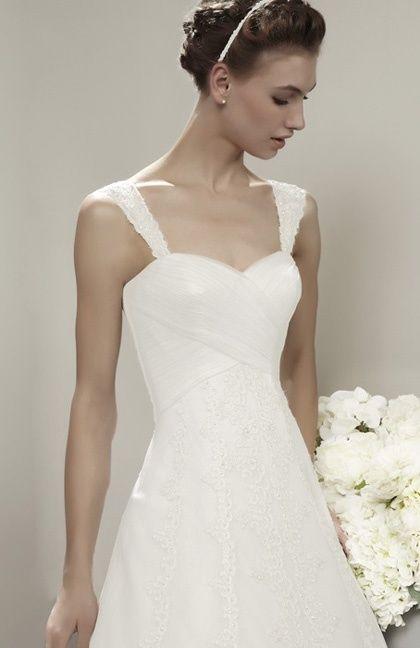 Robe de mariée Adriana Alier 2014 Modèle 14AA-GODIVA