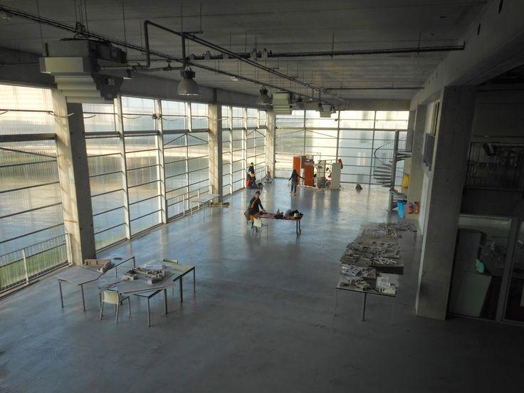 escola d'arquitectura de Nantes [Lacaton & Vassal]
