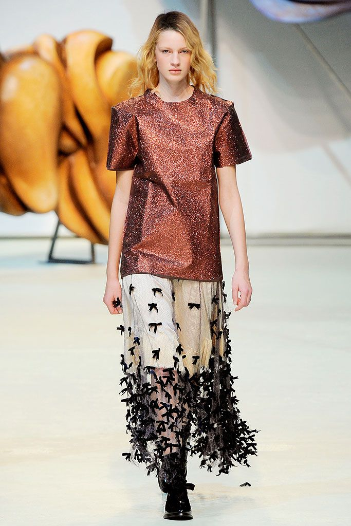 Meadham Kirchhoff | Spring 2010 Ready-to-Wear