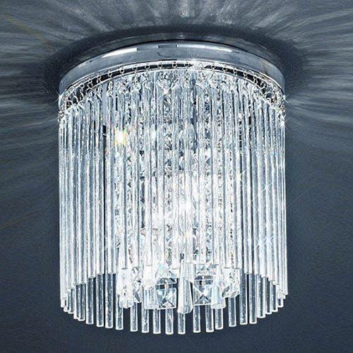 Triple Bathroom Light Chrome Cf5726