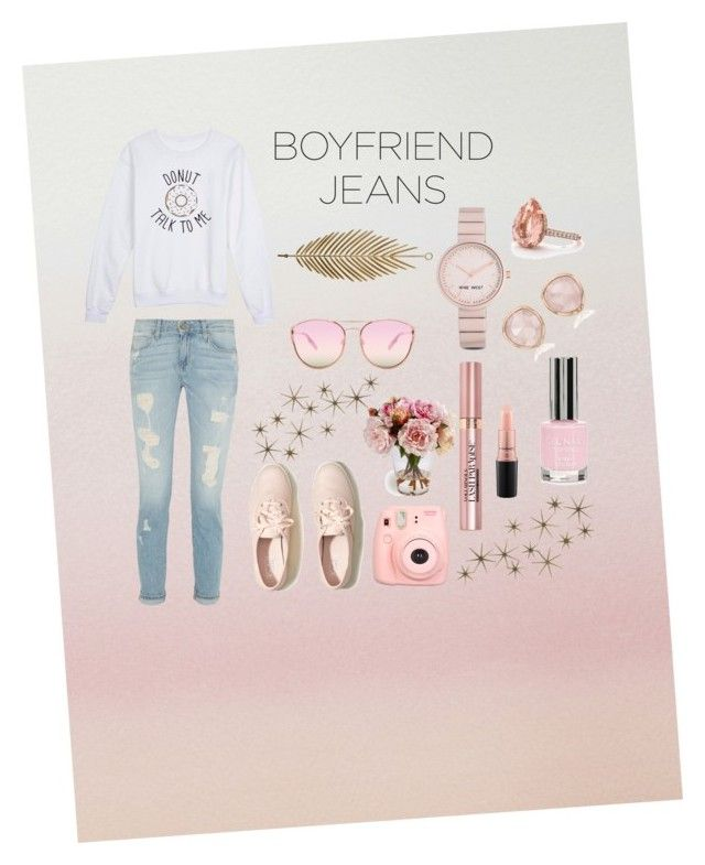 """Pastel Perfect"" by brooklynrosanna ❤ liked on Polyvore featuring Sandberg Furniture, Hollister Co., Polaroid, Quay, Global Views, Nine West, Topshop, L'Oréal Paris, MAC Cosmetics and Monica Vinader"