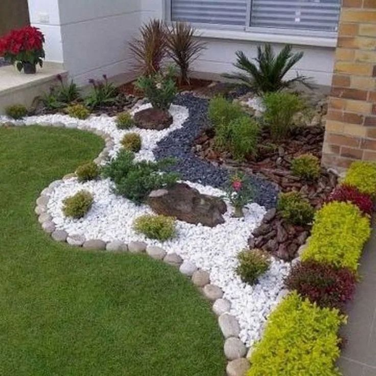 21 best white gravel landscaping ideas designs 14 in on backyard landscaping ideas with minimum budget id=41322