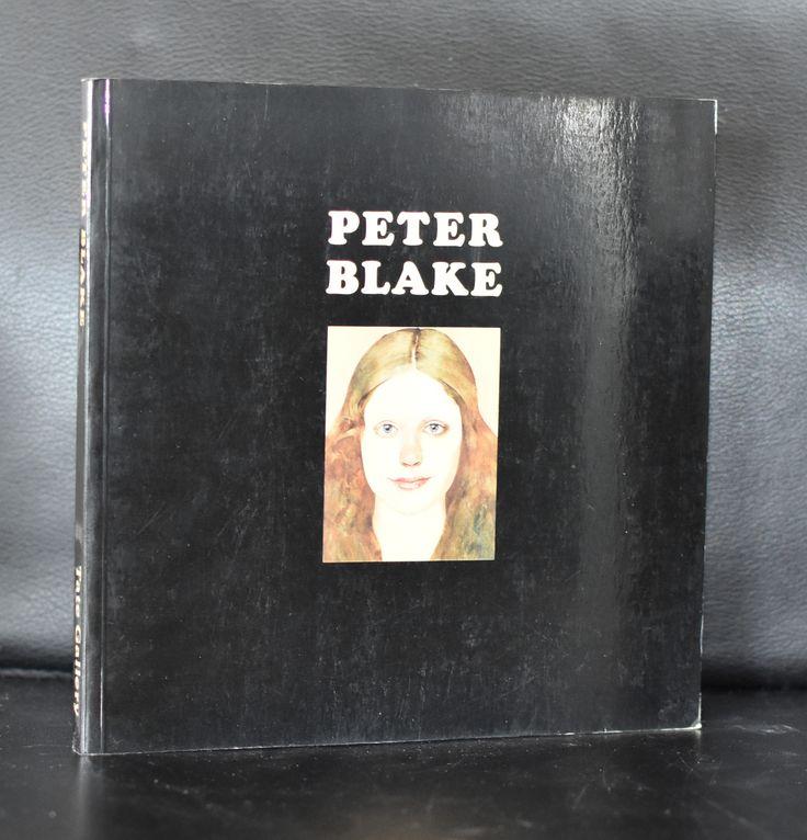Tate Gallery # PETER BLAKE # 1983, nm